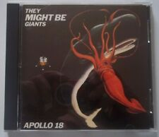 CD THEY MIGHT BE GIANTS - APOLLO 18 -1992 - I Palindrome I, My Evil Twin, Spider