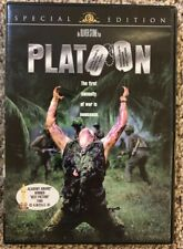 Platoon (Dvd, 2009, Special Edition) Charlie Sheen - In Excellent Condition!