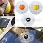 Simulation 3D Ball Hits Car Stickers Broken Window Baseball Sticker Decals Crack