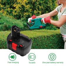 FLOUREON 14.4V 3000mAh Ni-MH Batterie für BOSCH 3454, 3454-01,3660CK,34614 32614