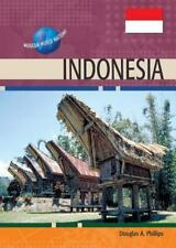 Indonesia (Modern World Nations) by Phillips, Douglas A.