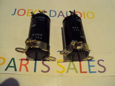 Akai Aa-6100 Quad Receiver Filter Capacitors Read Below Parting Out Aa-6100
