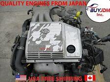 99-03 Toyota Camry 1MZ VVTI Engine 99-03 Lexus Rx300 Highlander v6 2wd Engine