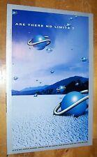 1996 SEGA SATURN Tri Fold Ad