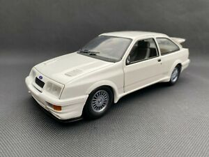 Minichamps Ford Sierra RS500 Cosworth White 1/18 Scale Model Car