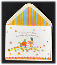 Papyrus Becky Kelly Sending An Abundance Of Good Wishes Happy Thanksgiving Card