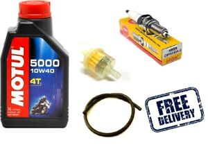Motul Service Kit for  Lexmoto Venom 125 SK125-22 EFi