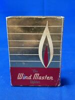 The Wind Master Lighter - Epperson Electric Co Inscription