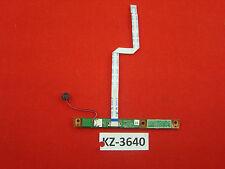 Acer Aspire 9412 WIRELESS SWITCH LED BUTTON BOARD 48.4G502.021 mit Mikro#Kz-3640