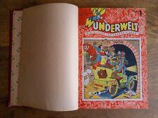 Wunderwelt, Die Zeitung für unsere Kinder, Jg. 1952, gebunden