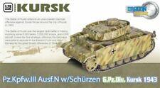 Dragon Armour 1/72 Panzer III Ausf.N w/Schurzen 6.Pz.Div. Kursk 1943 60622
