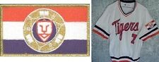 CLEMSON UNIVERSITY CENTENNIAL PATCH (WORN on TIGERS BASEBALL UNIFORM) 1989