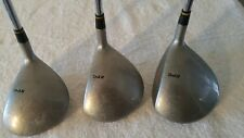 3 piece set, LH, women's xpc3  15.5*, 19*, 22*, 15-5 Stainless, Steel Shaft