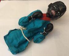 Vintage 1970 s Marionnette à Main Boxe Punching-Muhammad Ali Cassius Clay