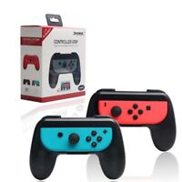 Joy-Con Grips Gamepads For Handle Pack Wireless Gaming Nintendo Switch+Twin!