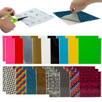 30ct Assorted Duct Tape Duck Tape Sheets Variety Pack Designs, Solid Bulk Colors