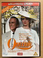 Kirk Douglas Mia Sara Topol QUEENIE ~ 1987 Merle Oberon Biopic Drama | UK DVD