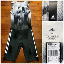 Adidas Adizero Climachill Track and Field Speedsuit DP3940 Men's Size Medium