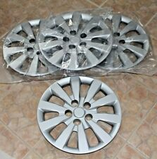 "SET OF 4 NISSAN SENTRA 2013 TO 2016 HUBCAPS AFTERMARKET 16"" 53089 WHEELCOVER"
