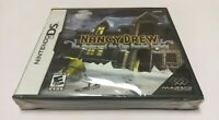 Nancy Drew: The Mystery of the Clue Bender Society (Nintendo DS, 2006) NDS NEW