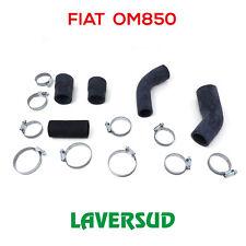 Serie Manicotti Radiatore per Trattore Fiat OM850 - Bormoroni S.059