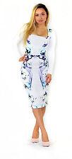 ASOS Polyester Long Sleeve Regular Size Dresses for Women