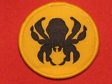 BRITISH WW2 81ST INFANTRY DIVISION WEST AFRICAN FORMATION BADGE TARANTULA
