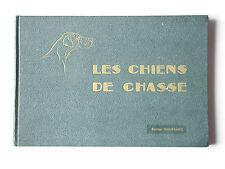 Manufrance Chiens de Chasse - 1965 Album de 80 races de chiens illustrées clrs