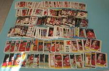 400 CALGARY FLAMES HOCKEY CARDS 1980's - 1990's