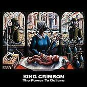 """KING CRIMSON The Power to Believe CD """"MINT"""" ...Buy 2 + and SAVE $$"""