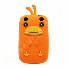 BLACKBERRY CURVE 9320 / 9220 CUTE BIRD SILICONE SKIN  SOFT GEL  CASE COVER