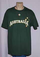 Team Australia Wordmark 2013 World Baseball Classic T-Shirt XL