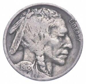 1918-S Indian Head Buffalo Nickel *426