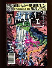 Star Wars #55 (News) Vf+ Simonson Princess Leia Luke Skywalker Lando Calrissian