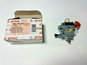 Genuine STIHL FS130 OEM Carburetor 4180 120 0613 Free Priority Shipping C1Q-S176