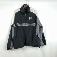 NFL Team Apparel Sports Illustrated Atlanta Falcons Jacket Windbreaker Mens XL