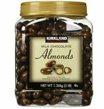 Kirkland Milk Chocolate covered Almonds 48oz
