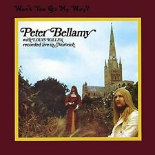 Peter Bellamy - Won't You Go My Way [New CD] UK - Import
