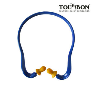 Tourbon Ear Plugs Hearing Protection Noise Reducer Banded Range Shooting Working