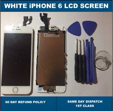 WHITE iPhone 6 Assembled Genuine OEM LCD Digitizer Touch Screen Replacement 4.7