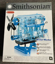 Smithsonian Motor-Works Gas Engine Model Kit Skill Level II 49013