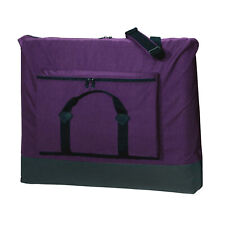 "Portable Massage Table STANDARD Carry Case - PURPLE for 30"" Tables"