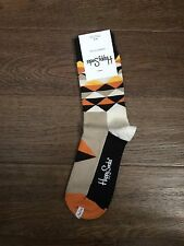 Chaussettes Happy socks combed coton élasthanne  Taille 36/40 TR01-088