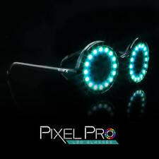 GloFX Pixel Pro LED Glasses Custom Intelligent Pro EPIC Effects Rave Eye Costume