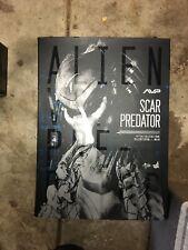Avp Scar Predator Version 2.0 Hot Toys