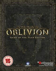 The Elder Scrolls IV: Oblivion - Game of the Year Edition  (PS3 - PlayStation 3)
