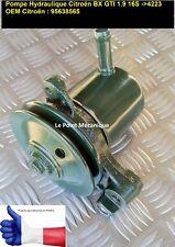 Pompe hydraulique BX GTI 1.9 16S 95638565