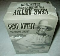 Gene Autry The Singing Cowboy Collection 5 VHS Box Set 10 Western Feature Films