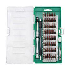 60 in 1 Precision Screwdriver Set Repair Tools Kit for Cell Phone,Camera,PDA,PC