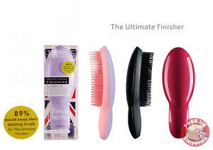 Tangle Teezer The Ultimate Finisher Hairbrush 3 colours FREE POST UK Seller